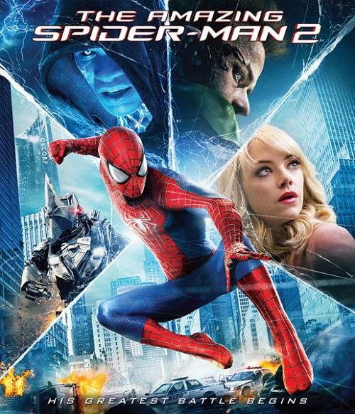 Niesamowity Spider-Man 2 / The Amazing Spider-Man 2