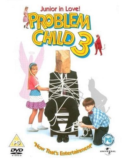 Kochany urwis 3 / Problem Child 3: Junior in Love