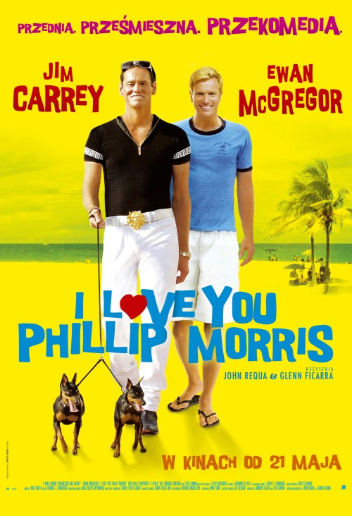 Kocham Cię Phillip Morris / I Love You Phillip Morris