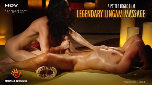 Legendary Lingam Massage