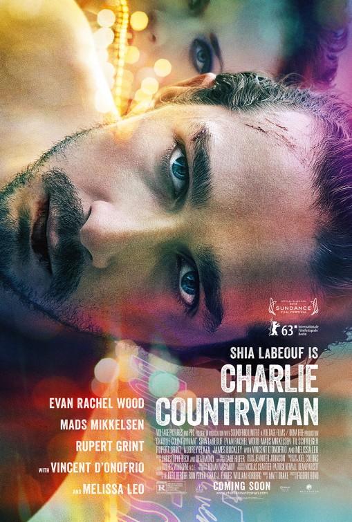 Konieczna śmierć Charliego Countrymana / The Necessary Death of Charlie Countryman