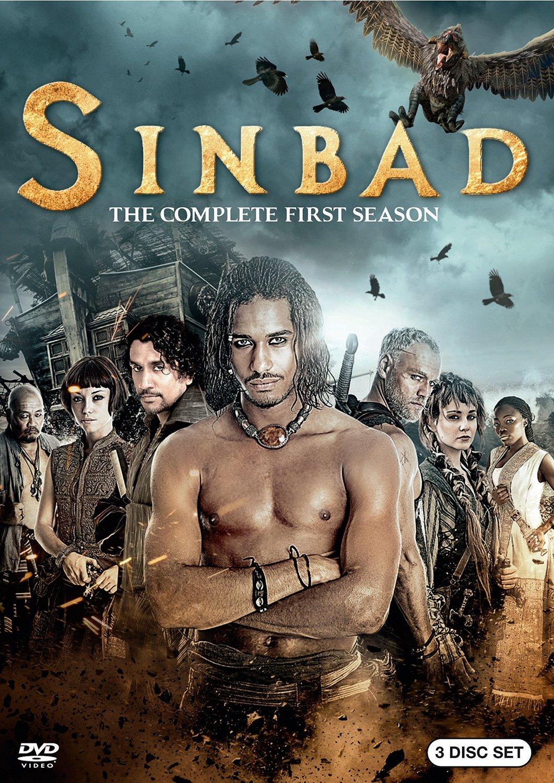 Sinbad (Sezon 1) (2012) PL.480p.WEB-DL.AC3.2.0.XViD-Ralf.DeiX / Lektor PL