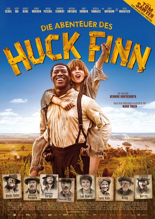 Przygody Hucka Finna / The Adventures of Huck Finn