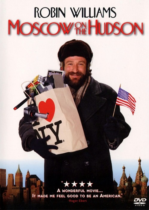 Moskwa nad rzeką Hudson / Moscow on the Hudson