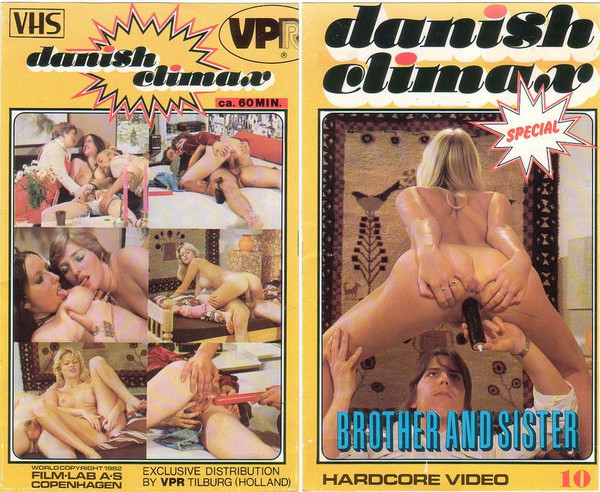 Danish Climax 10 - Brother Siste