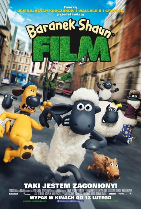 Baranek Shaun / Shaun the Sheep The Movie