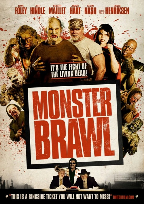 Walki Potworów / Monster Braw