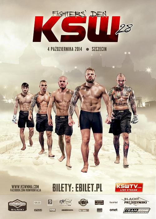 Gala KSW 28 (2014)