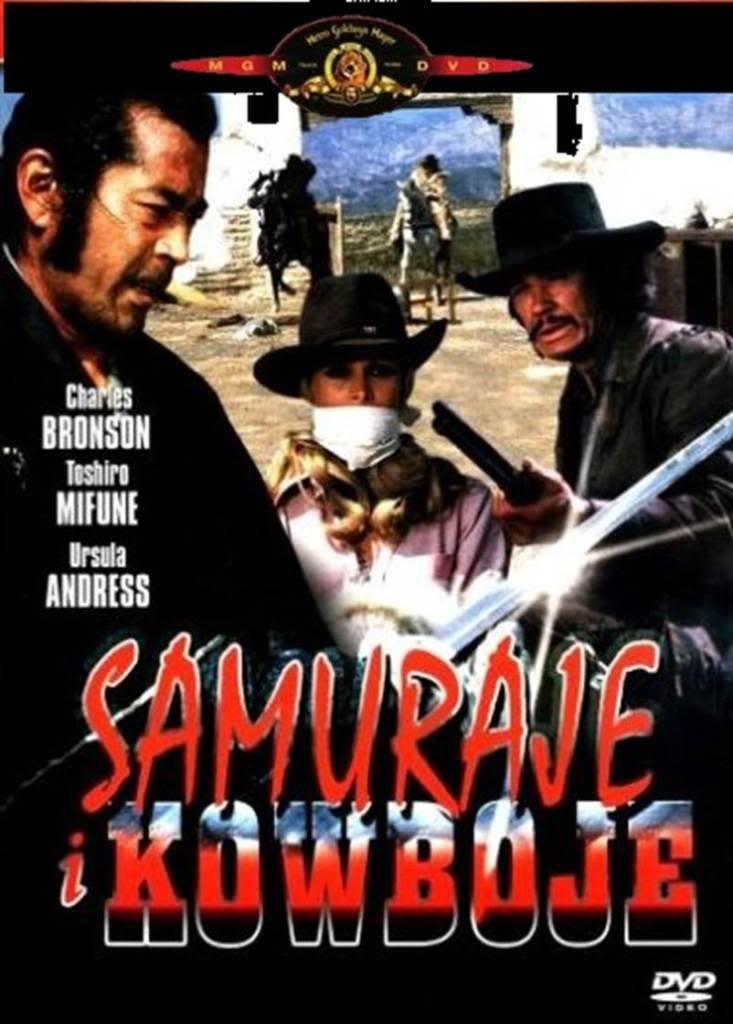 Samuraje i kowboje / Soleil rouge