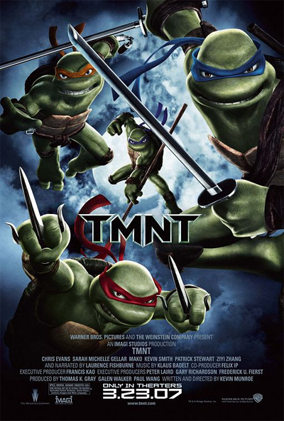 Wojownicze żółwie ninja / TMNT
