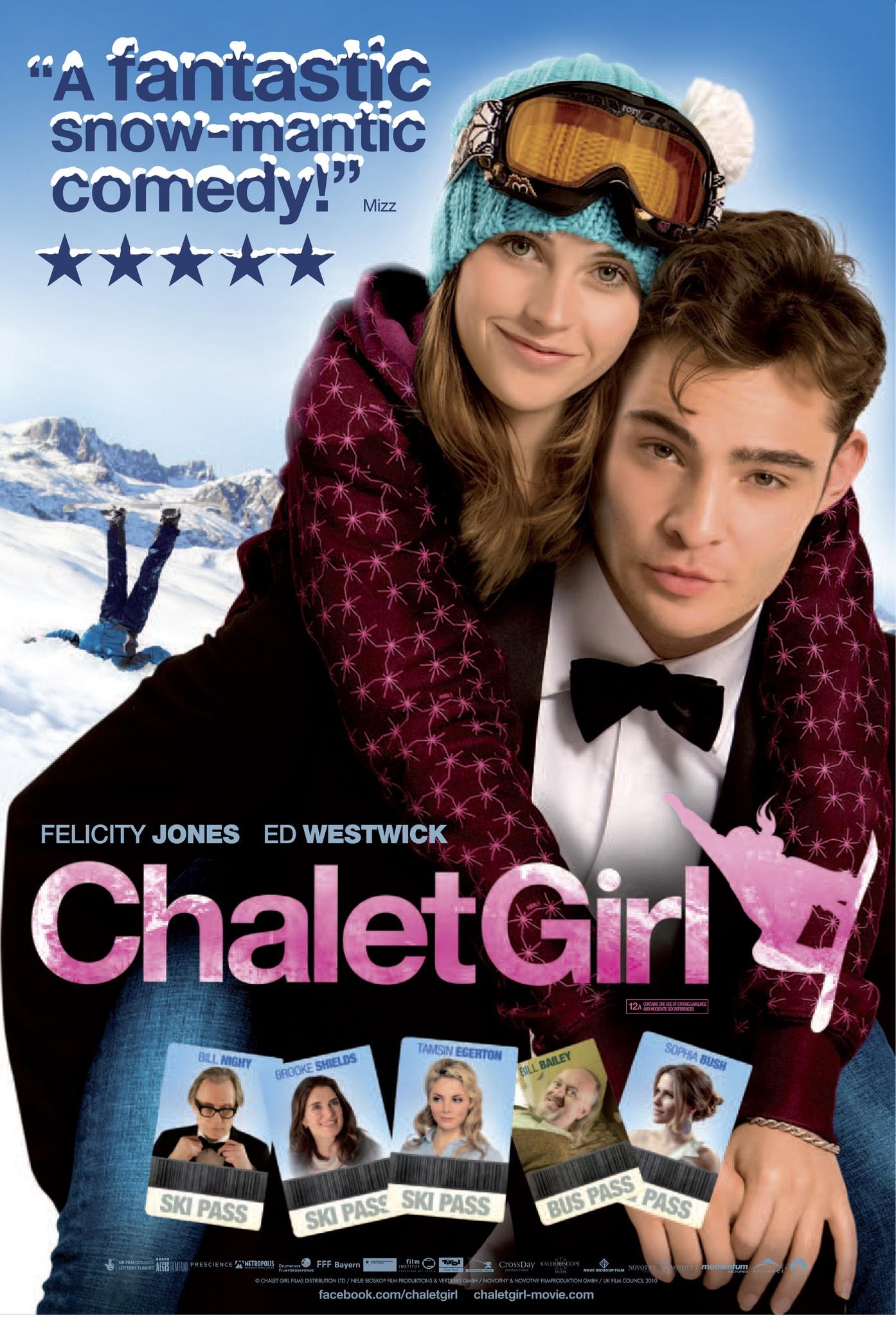 Na desce / Chalet Girl