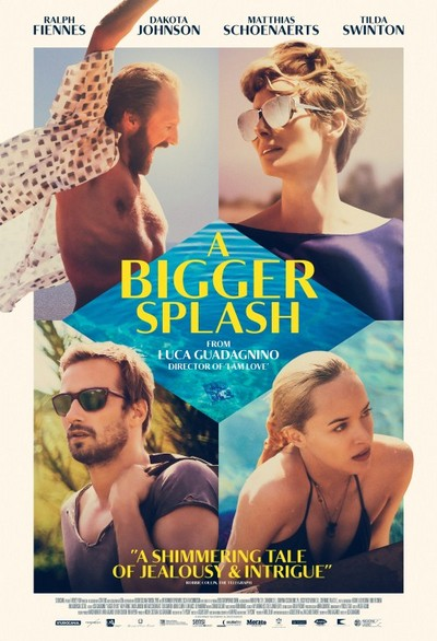 Nienasyceni / A Bigger Splash