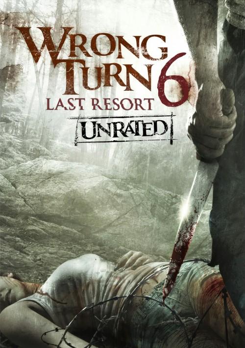 Droga bez powrotu 6 / Wrong Turn 6: Last Resort