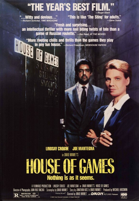 Dom gry / House of Games
