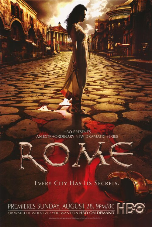 Rzym / Rome (Sezon 1)
