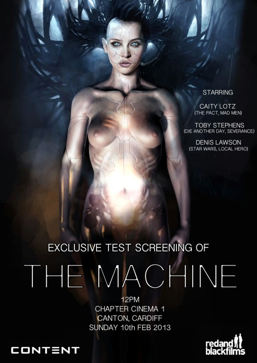 Maszyna / The Machine