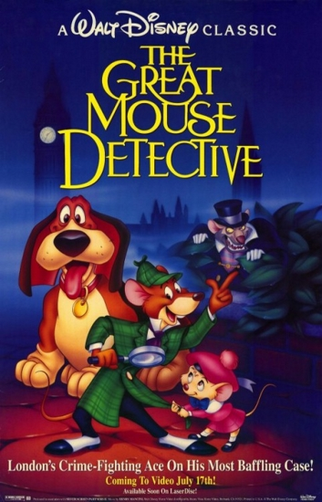 Wielki Mysi Detektyw / Great Mouse Detective, The