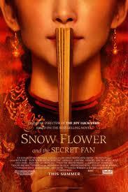 Lilia i Kwiat Śniegu / Snow Flower and the Secret Fan