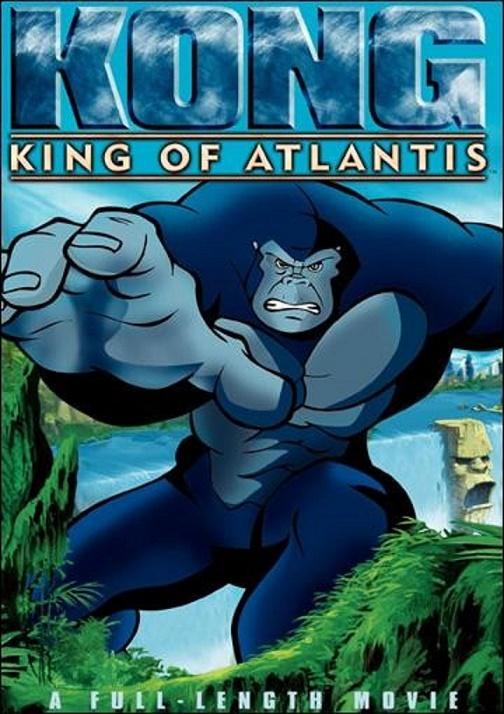 King Kong: Władca Atlantydy / Kong: King of Atlantis