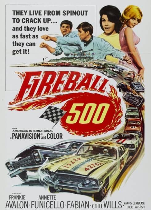 Ognista Kula / Fireball 500
