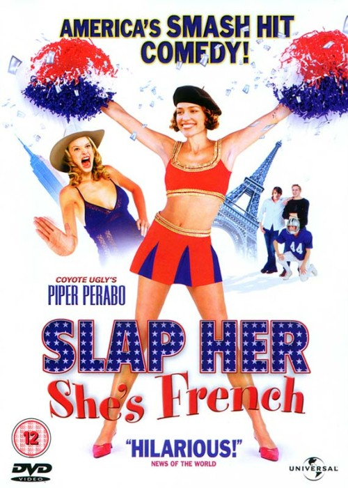 Cicha Woda / Slap Her, She`s French