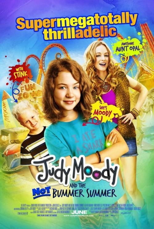 Hania Humorek Nie Wyjeżdża Na Wakacje / Judy Moody and The Not Bummer Summer