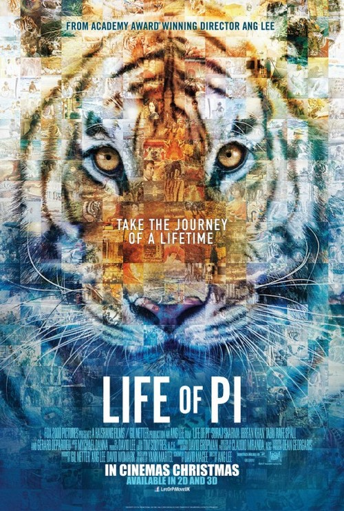 Życie Pi / The Life of Pi