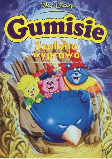 Gumisie: Szalona Wyprawa / Gummi Bears : Gummi's Wild Ride