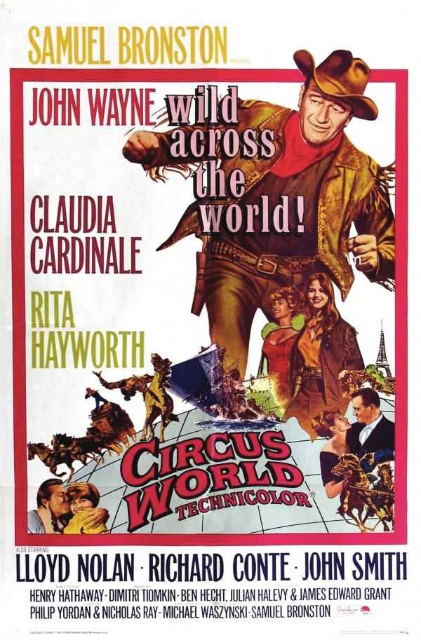 Świat cyrku / Circus World