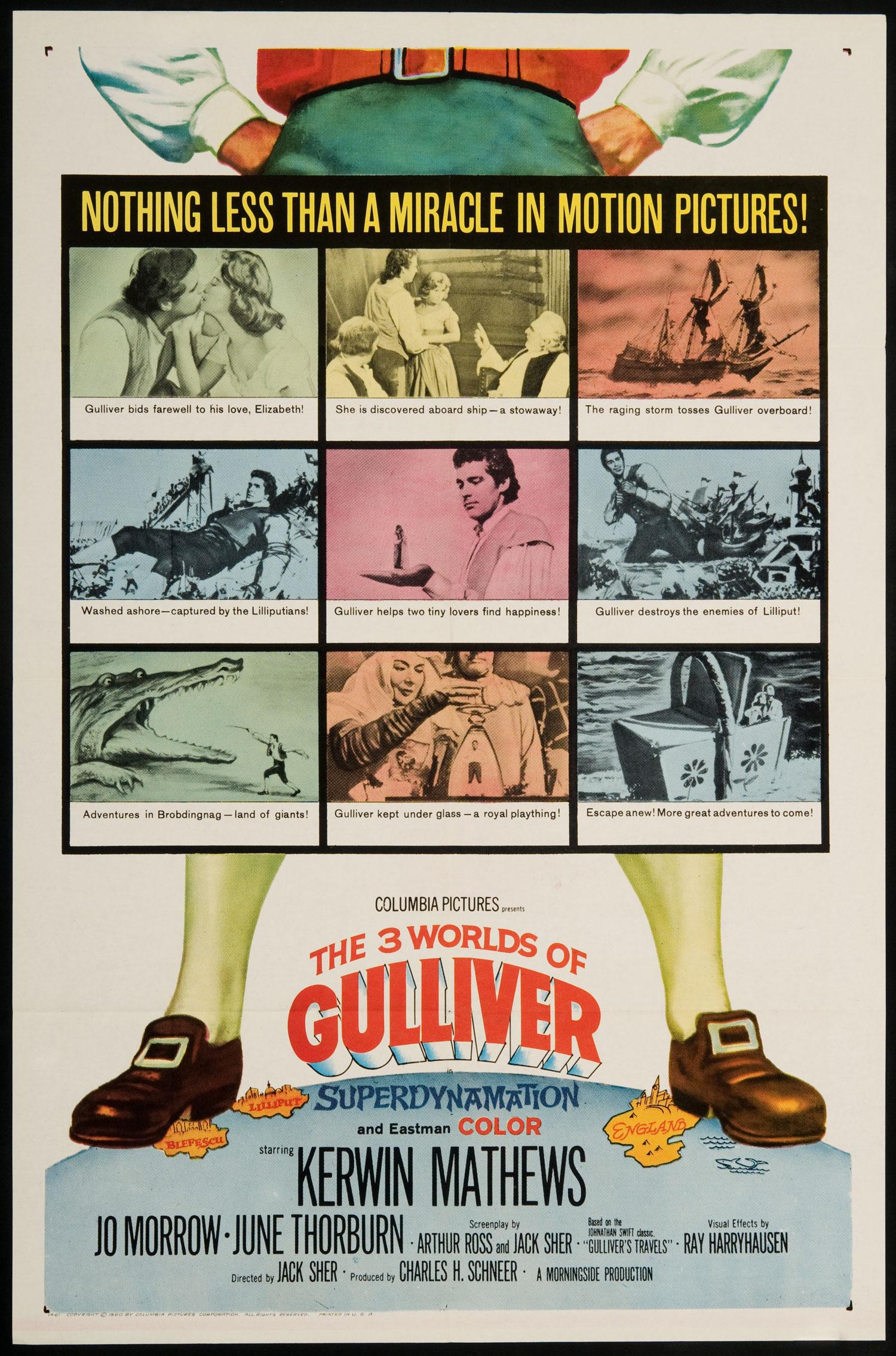 Trzy Światy Guliwera / The 3 Worlds of Gulliver