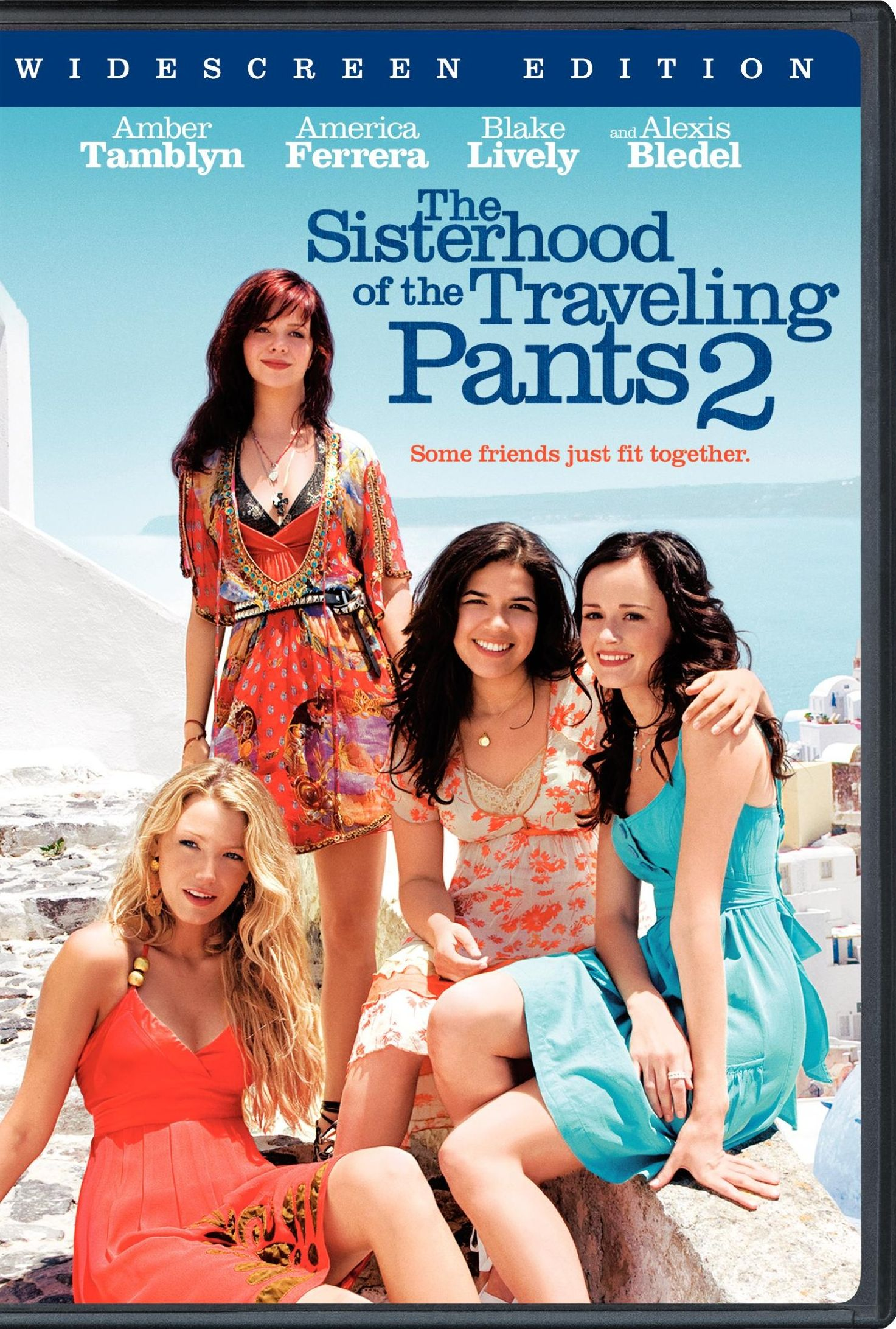 Stowarzyszenie wędrujących dżinsów 2 / The Sisterhood of the Traveling Pants 2