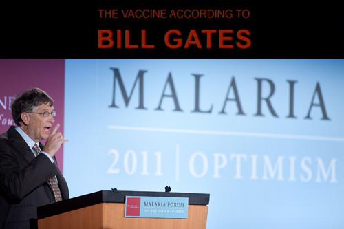Bill Gates walczy z malarią / The Vaccine According to Bill Gates