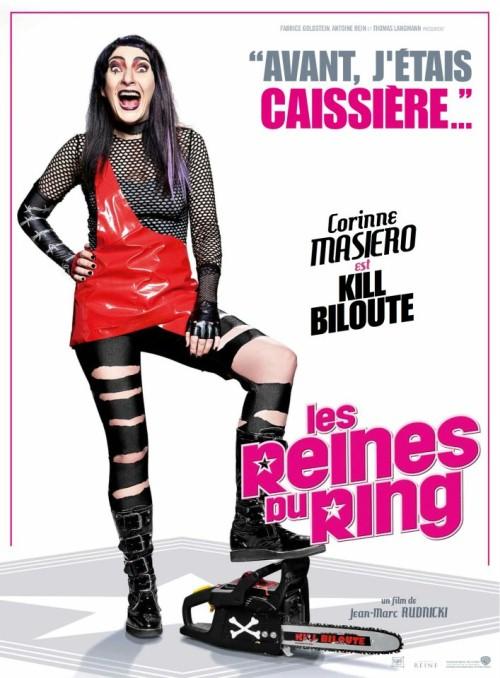 Królowe Ringu / Les reines du ring