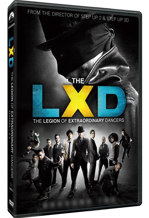 Legion Niezwykłych Tancerzy: Wybuch powstania / The LXD: The Uprising Begins