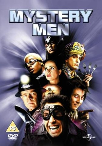 Super Bohaterowie / Mystery Men
