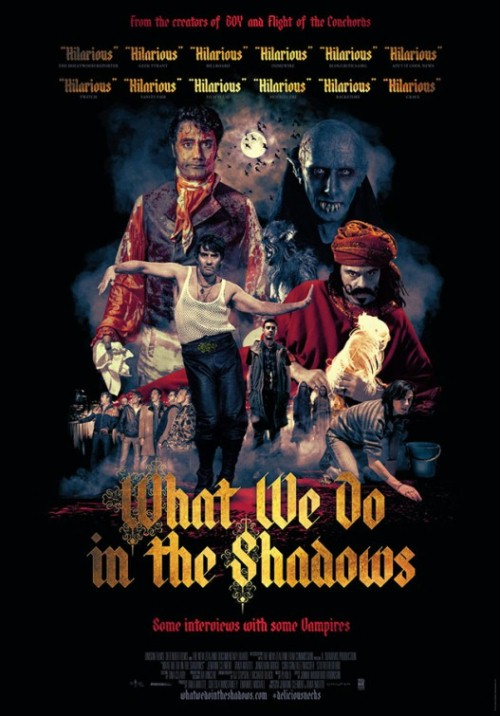 Co robimy w ukryciu / What We Do in the Shadows
