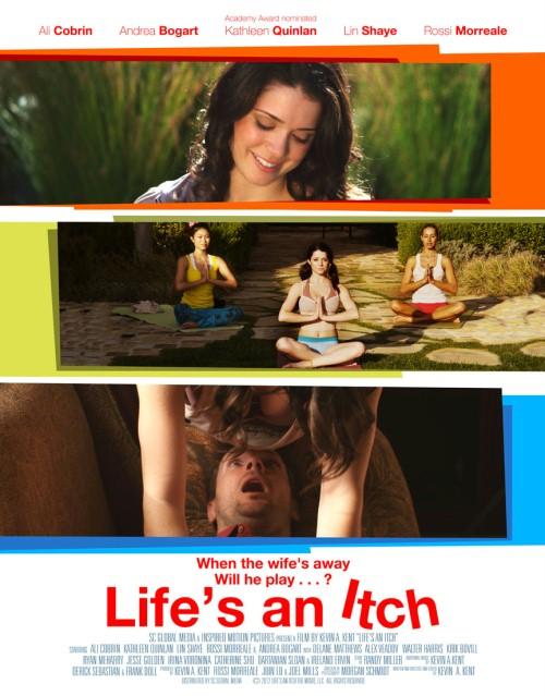 Życie to pokusa / Life's an Itch