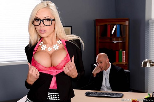 Big Tits at Work - Nina Elle - My Fucking Boss