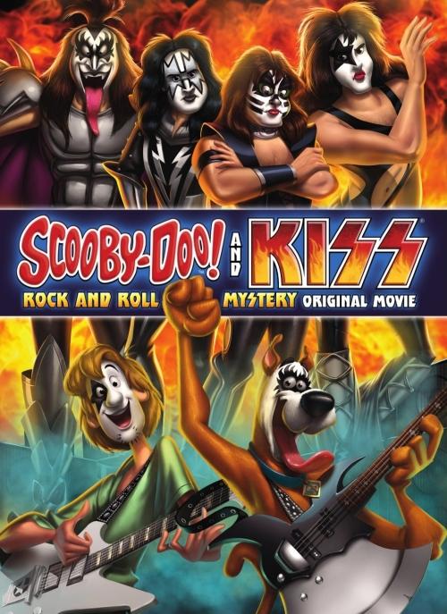 Scooby-Doo! & KISS:Rock & Roll Mystery
