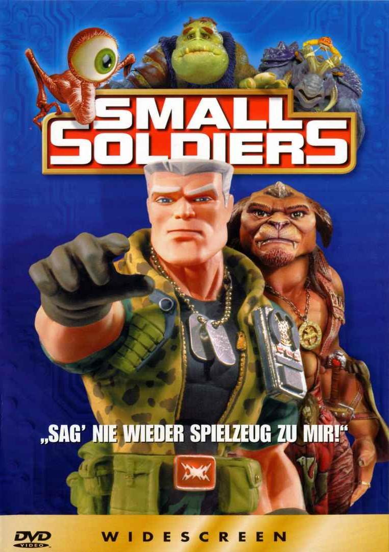 Mali Żołnierze / Small Soldiers