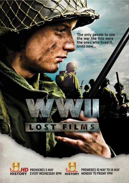 II wojna światowa: Zaginione filmy / WWII: Lost Films