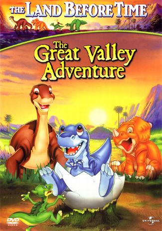 Pradawny ląd 2: Przygoda w Wielkiej Dolinie / The Land Before Time II: The Great Valley Adventure