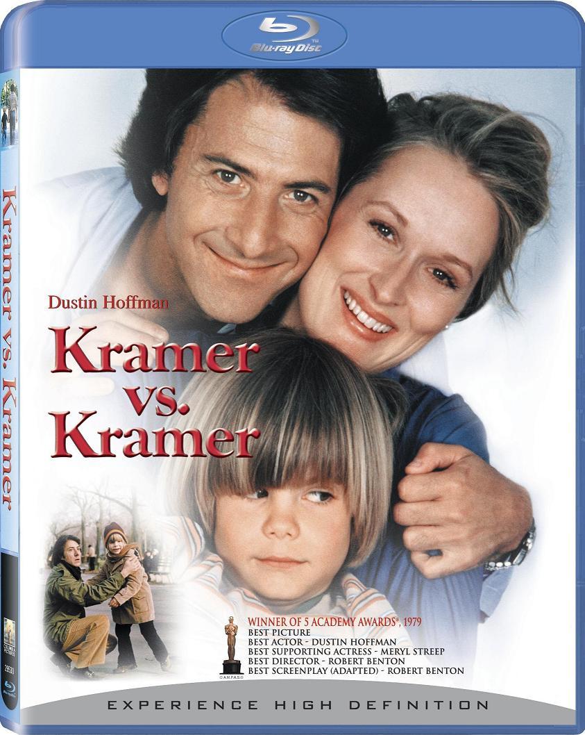 Sprawa Kramerów / Kramer vs. Kramer