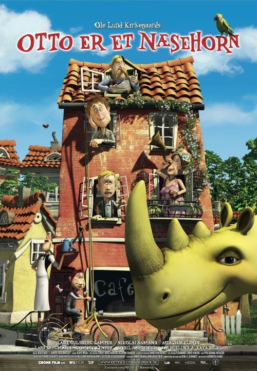 Nosorożec Otto / Otto er et næsehorn