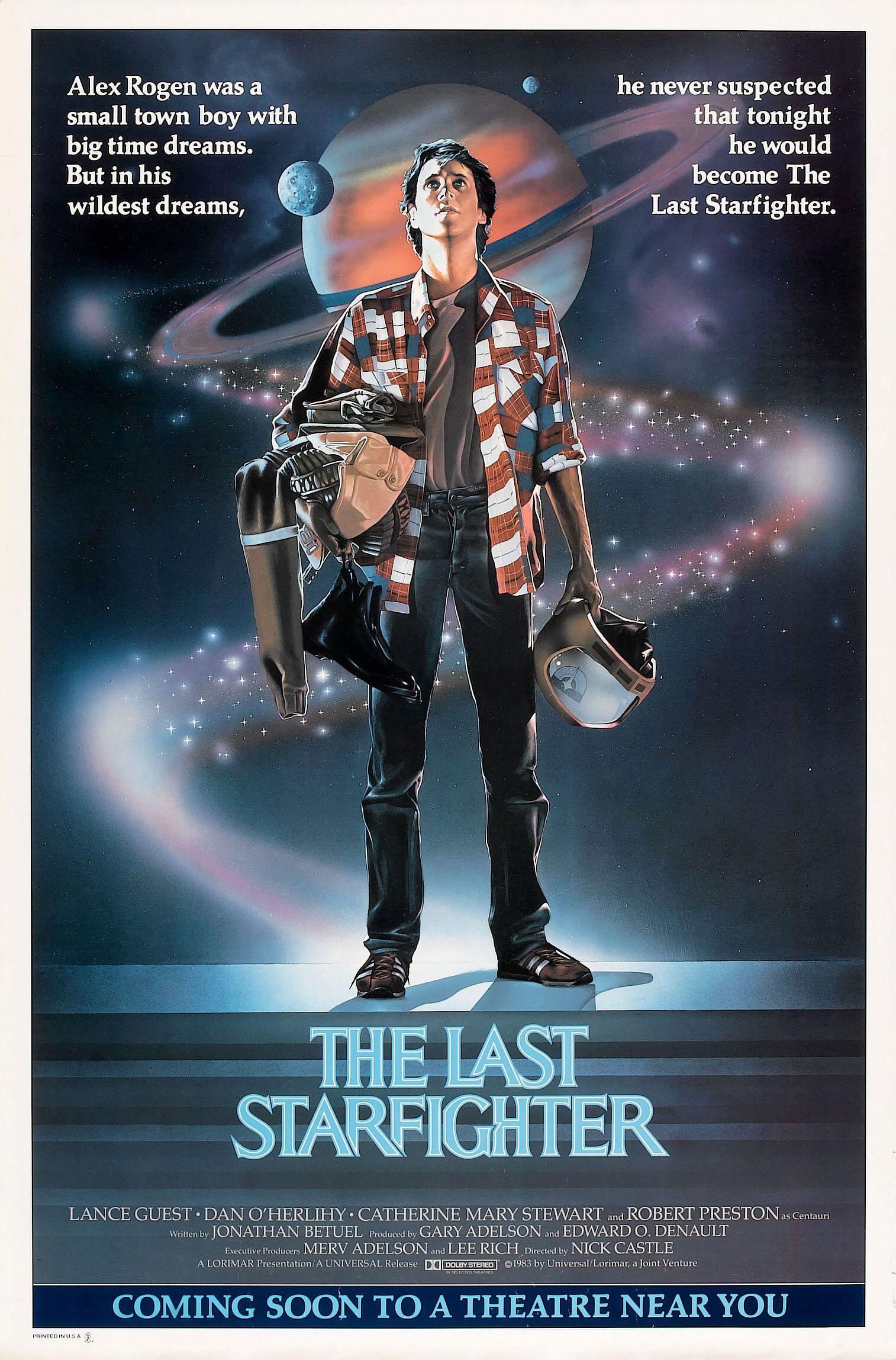 Ostatni gwiezdny wojownik / The Last Starfighter