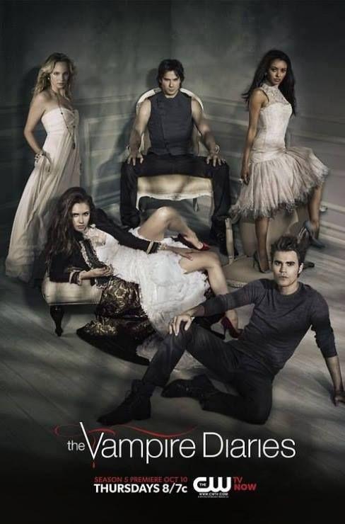 Pamiętniki Wampirów / The Vampire Diaries (Sezon 6)