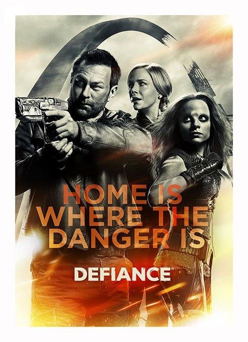 Defiance (Sezon 03)