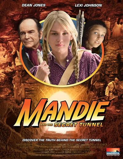 Mandie i sekretny tunel / Mandie and the Secret Tunnel