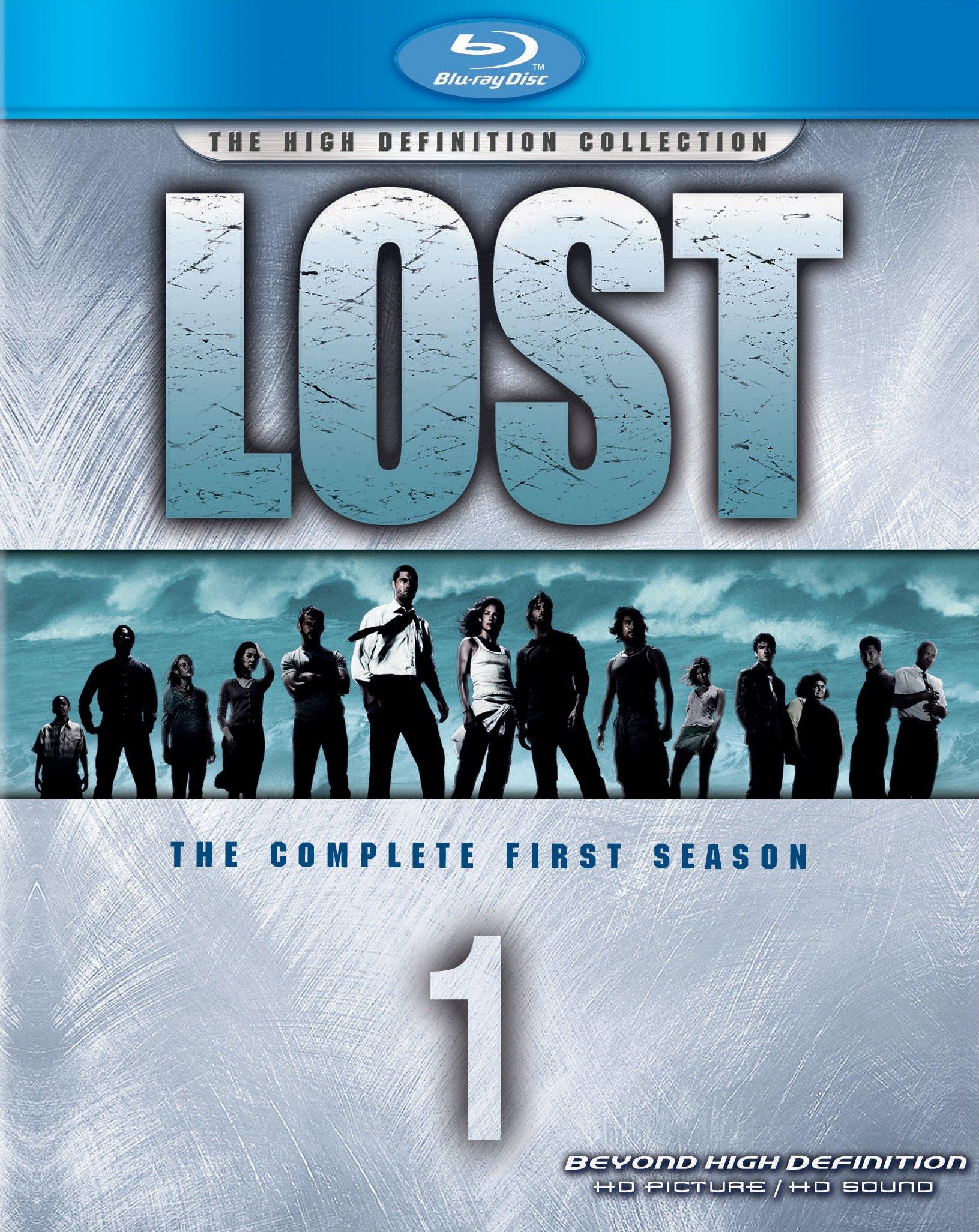 Zagubieni / Lost (sezon 1)