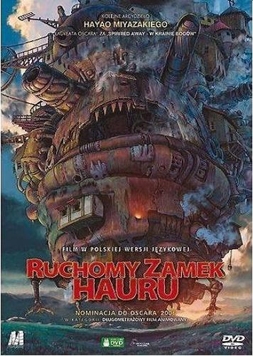 Ruchomy Zamek Hauru / Howl's Moving Castle